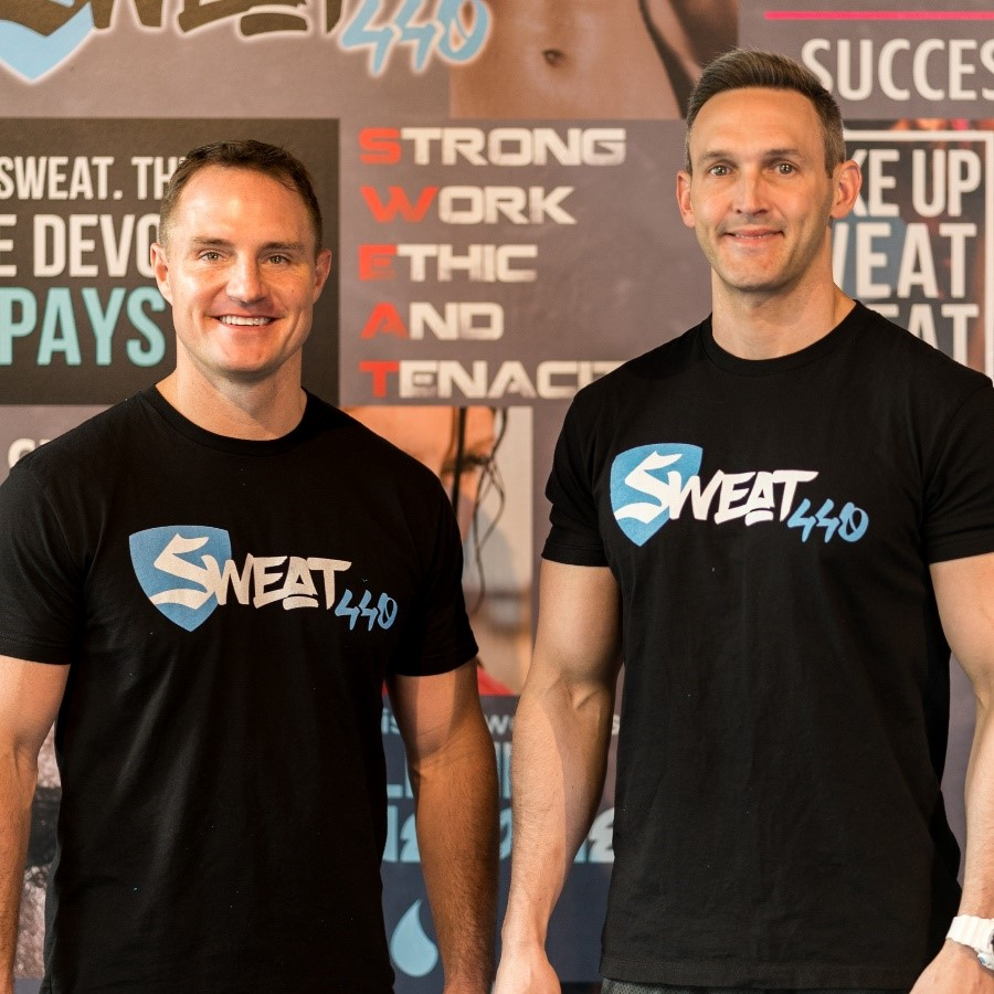 Spotlight: Cody Patrick & Matthew Miller, Co-Founder/Co-Owners of Sweat 440
